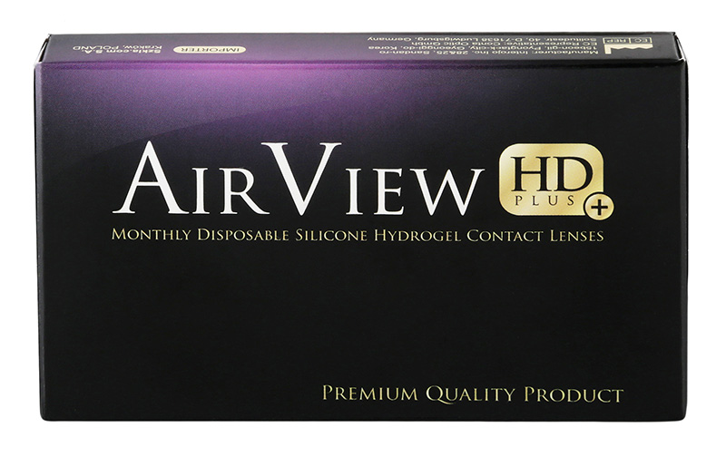 AirView HD Plus 6 vnt.