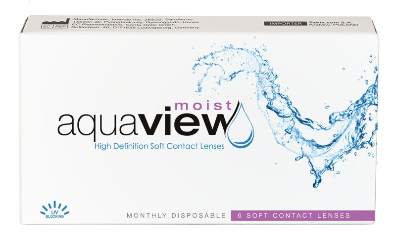 AquaView Moist 6 vnt.