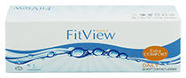 FitView Daily 30 vnt.