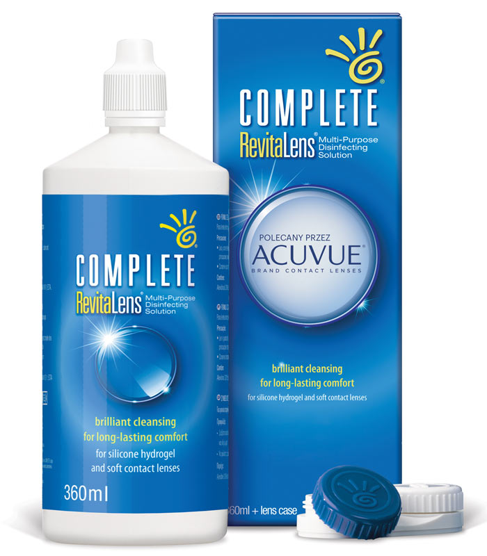 Complete Revitalens® 120 ml.