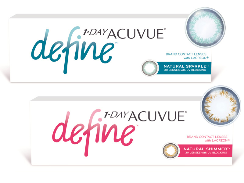 Acuvue 1-DAY Define 30 vnt.