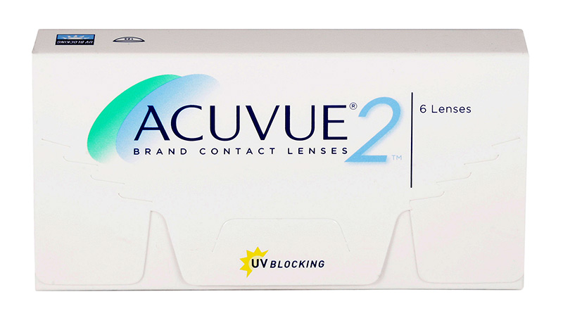 Acuvue® 2 6 vnt.