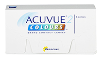 Acuvue 2 Colours Enhancers™ 6 vnt.