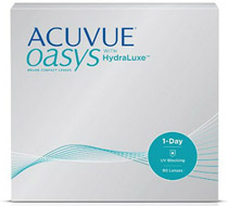 Acuvue Oasys 1-Day 90 vnt.