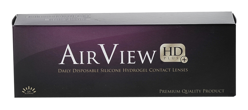 AirView HD Plus Daily 90 vnt.