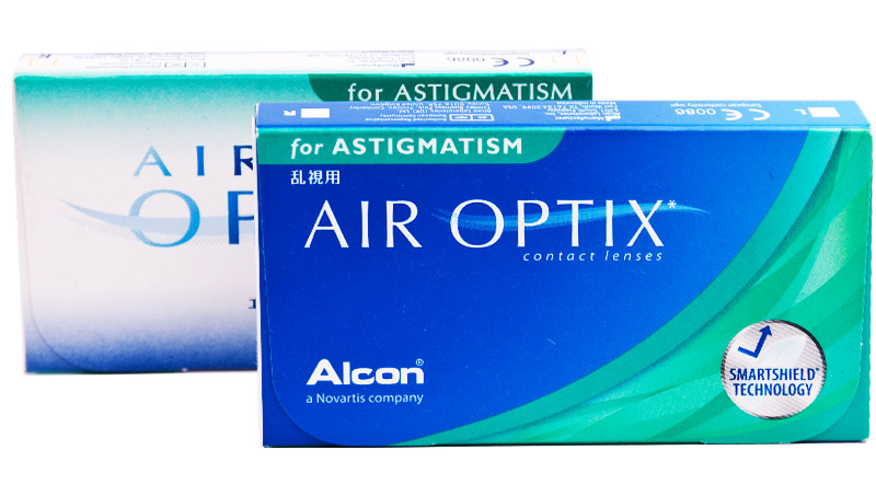Air Optix® for Astigmatism 3 vnt.