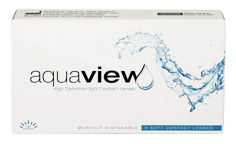AquaView Monthly 3 vnt.