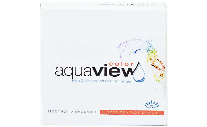 AquaView Color 6 vnt. 0,00