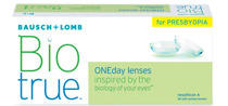 Biotrue ONEday for Presbyopia 30 vnt.