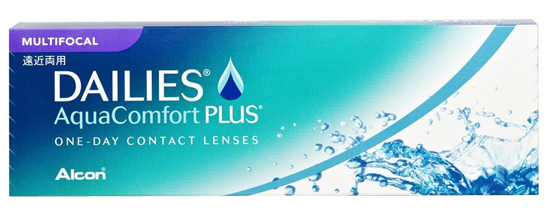Dailies® AquaComfort Plus® Multifocal 30 vnt.