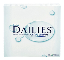 Focus® Dailies® All Day Comfort 90 vnt.