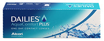 DAILIES® AquaComfort Plus® 30 vnt.