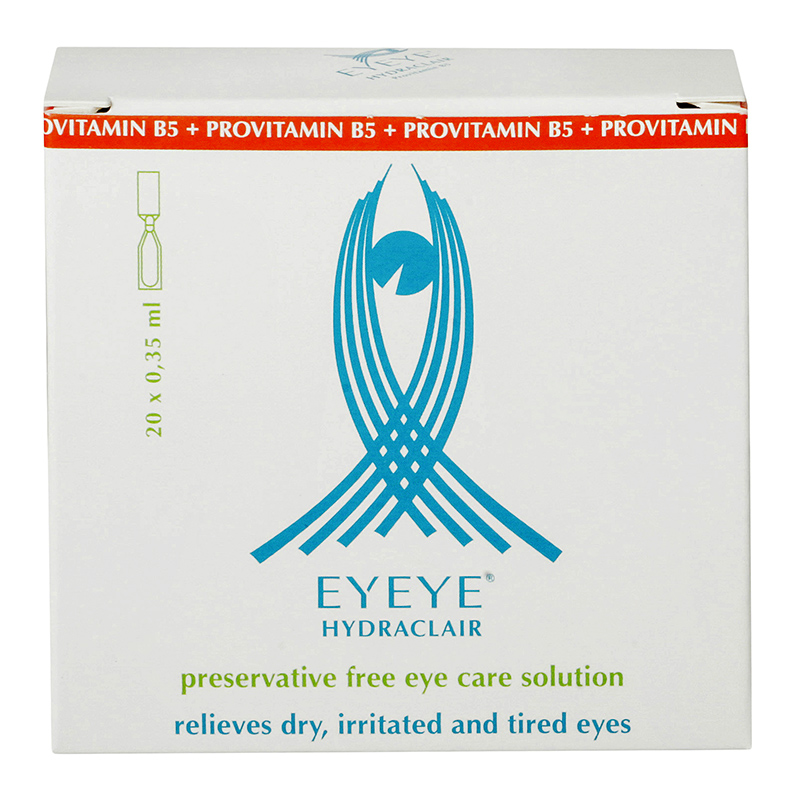 Eyeye Hydraclair™ 20 x 0.35 ml