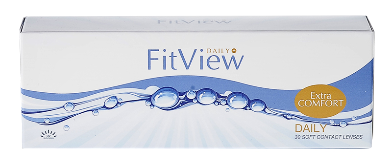 FitView Daily Plus 90 vnt.