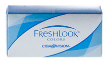FreshLook Colors 2 vnt. 0,00