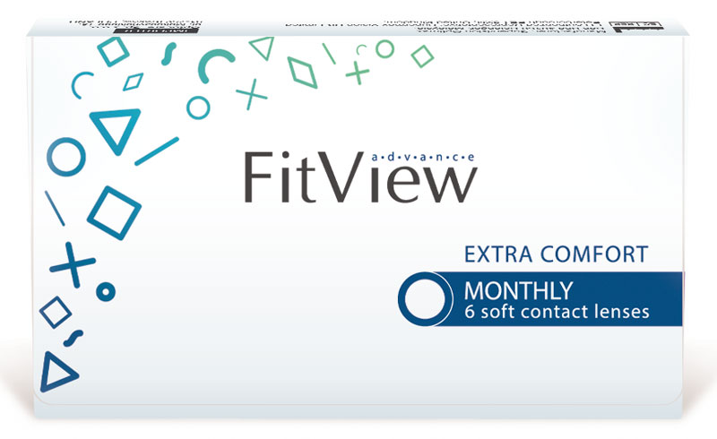 FitView Advance Monthly 1 vnt.