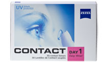 Zeiss Contact DAY1 Easy Wear 30 vnt.
